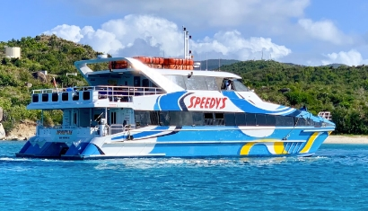 Ferry Services in Virgin Gorda and Tortola