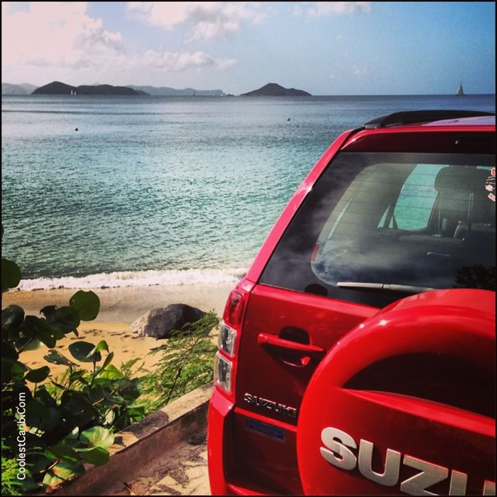 Speedy's Car Rentals Virgin Gorda, BVI